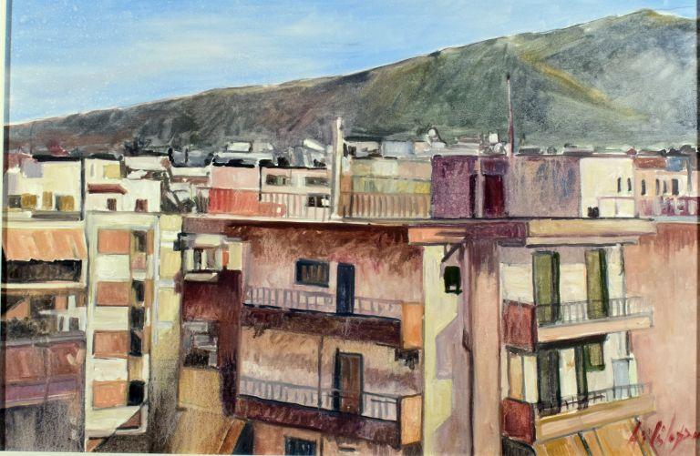 Το «Αστικό τοπίο» του Αχιλλέα Αϊβαζόγλου στο Artshot   tovima.gr