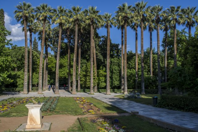 Δώδεκα απαντήσεις για τον Εθνικό Κήπο από το δήμο Αθηναίων | tovima.gr