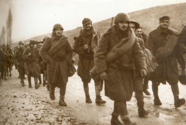 Στην Κλεισούρα ενταφιάζονται οι 573 Έλληνες πεσόντες του ελληνοϊταλικού πολέμου | tovima.gr