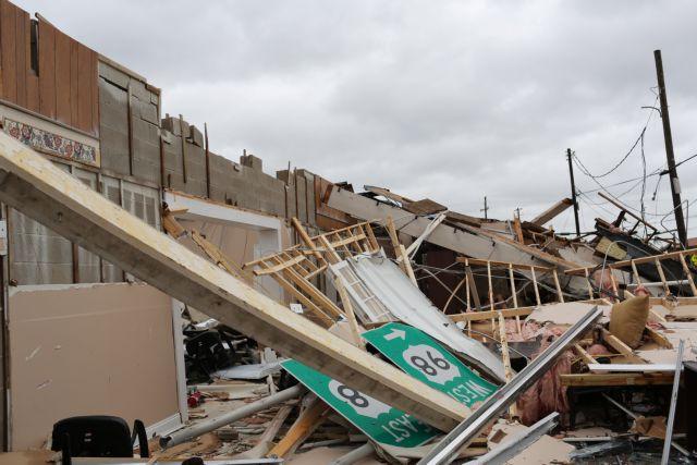 Κυκλώνας Μάικλ : Ενα νεκρός στη Φλόριντα – Σε κατάσταση έκτακτης ανάγκης η πολιτεία | tovima.gr