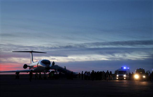 Αγωνία για την υγεία των αστροναυτών του Soyuz   tovima.gr