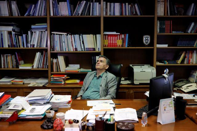 Τσακαλώτος: Οι συντάξεις στη συνάντησή του με τη Λαγκάρντ | tovima.gr