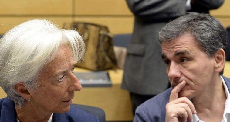 Συντάξεις: Δεν έπεισε ο Τσακαλώτος το ισχυρό δίδυμο του ΔΝΤ στο Μπαλί | tovima.gr
