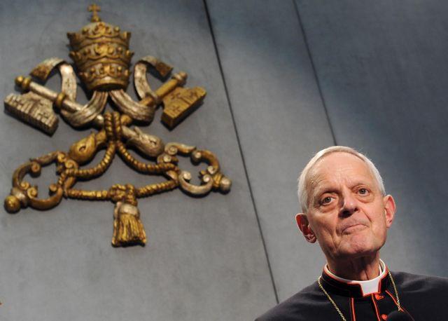 Δεκτή από τον πάπα Φραγκίσκο η παραίτηση του αρχιεπισκόπου της Ουάσινγκτον | tovima.gr
