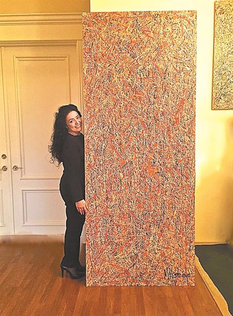 Μαρκέλλα Χατζιάνο : Ζωγραφίζοντας με νότες και με χρώμα | tovima.gr