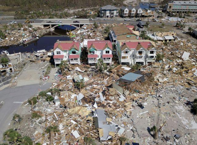 ΗΠΑ – κυκλώνας Μάικλ: Αναμένεται ότι οι 18 νεκροί θα αυξηθούν | tovima.gr