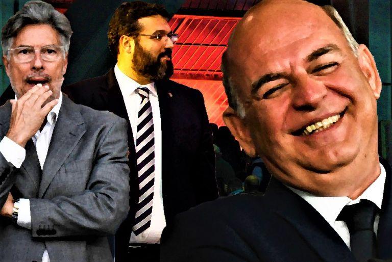 UEFA, ΣΥΡΙΖΑ και Γραμμένος μέχρι να… σβήσει ο ήλιος | tovima.gr