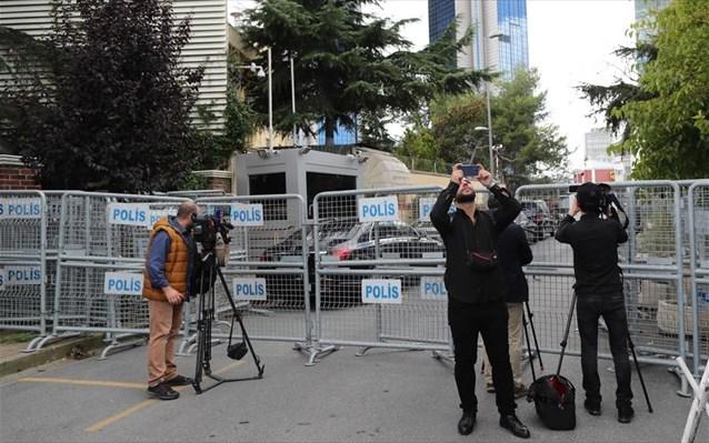 Υπόθεση Κασόγκι : Το Ριάντ αρνείται τις κατηγορίες για σχέδιο δολοφονίας του δημοσιογράφου | tovima.gr