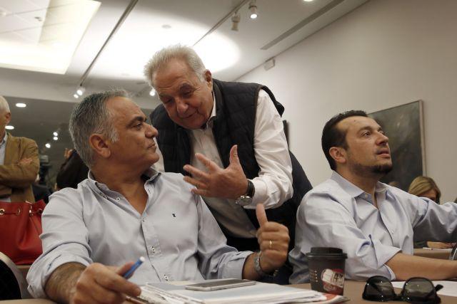 Αλέκος Φλαμπουράρης: «Οι μεγάλες μάχες έπονται του μνημονίου και είναι μπροστά μας»   tovima.gr