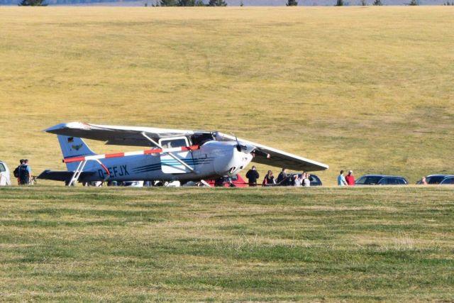 Γερμανία: Αεροπορικό δυστύχημα με τρεις νεκρούς και οκτώ τραυματίες | tovima.gr
