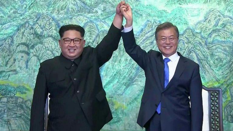 Πρόεδρος Ν. Κορέας: Ο Κιμ είναι ειλικρινής, ήρεμος κι ευγενικός | tovima.gr