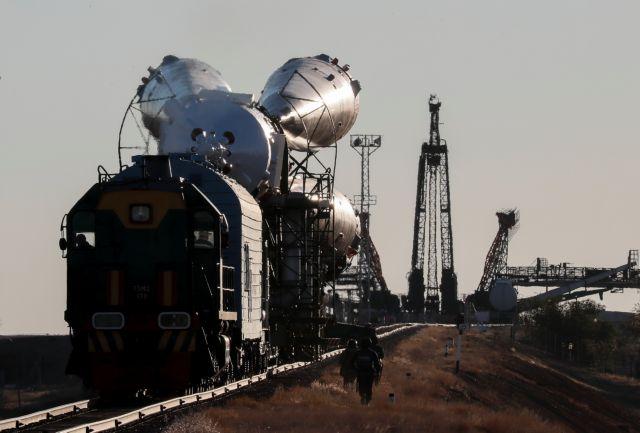 Ρωσία: Μέχρι το επόμενο καλοκαίρι επαρκούν τα εφόδια στον ISS   tovima.gr