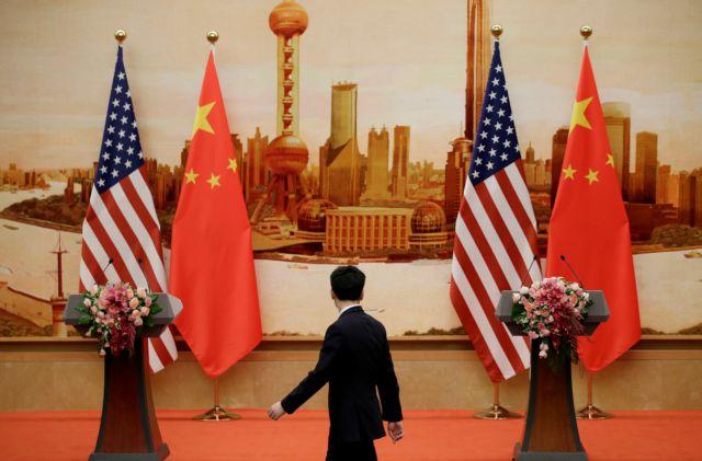 Κεντρική τράπεζα Κίνας: Δεν επιδιώκουμε εμπορικό πόλεμο με τις ΗΠΑ | tovima.gr