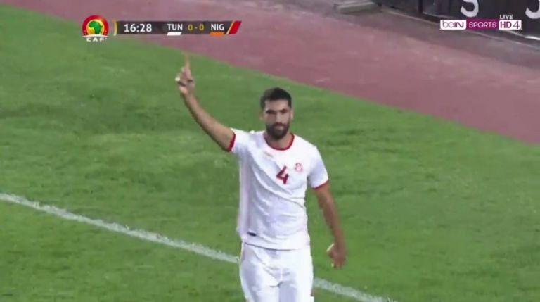 Γκολ με τη φανέλα της Τυνησίας ο Μεριά | tovima.gr