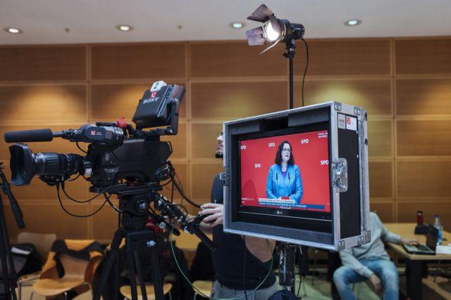 SPD: Δεν είναι τώρα η κατάλληλη στιγμή να ορίσουμε κόκκινες γραμμές | tovima.gr