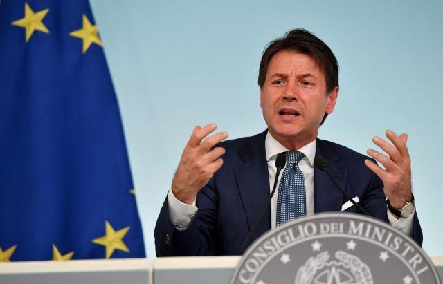 Ιταλία: Sì στον προϋπολογισμό 2019 από το υπουργικό συμβούλιο | tovima.gr