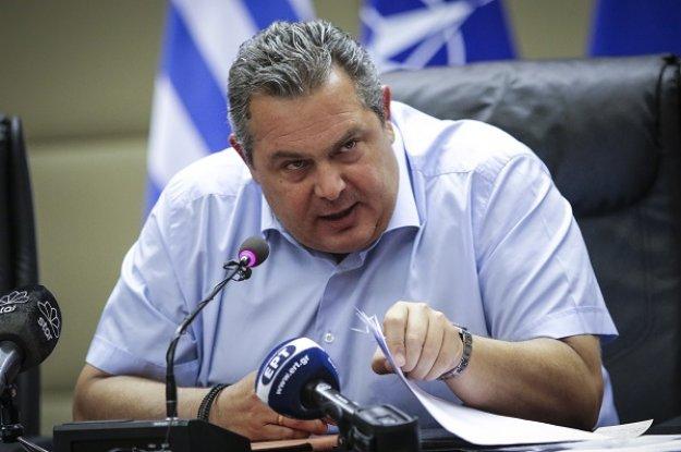 Νέο παραλήρημα Καμμένου – Επίθεση επί προσωπικού σε βουλευτή του ΣΥΡΖΑ | tovima.gr