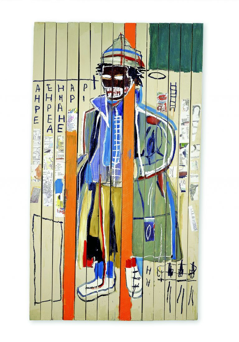 Ο μαύρος πρίγκιπας της τέχνης Jean-Michel Basquiat | tovima.gr