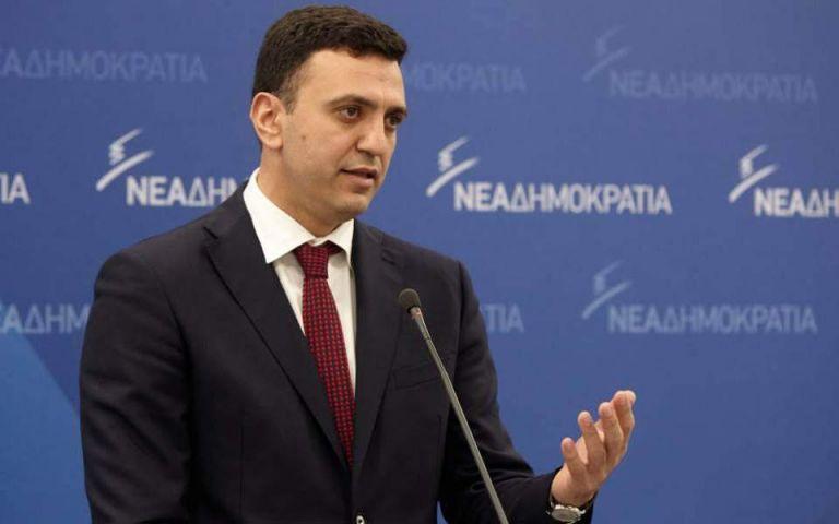 Κικίλιας : Η κυβέρνηση έχει ήδη καταρρεύσει   tovima.gr