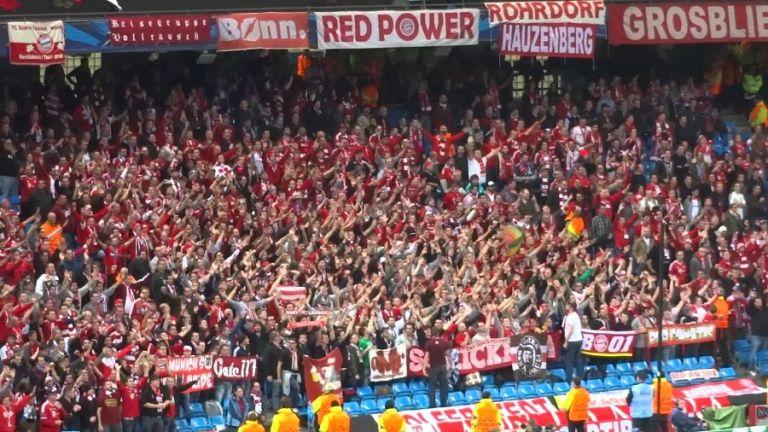 Πάνω από 3.000 οπαδοί της Μπάγερν στην Αθήνα!   tovima.gr