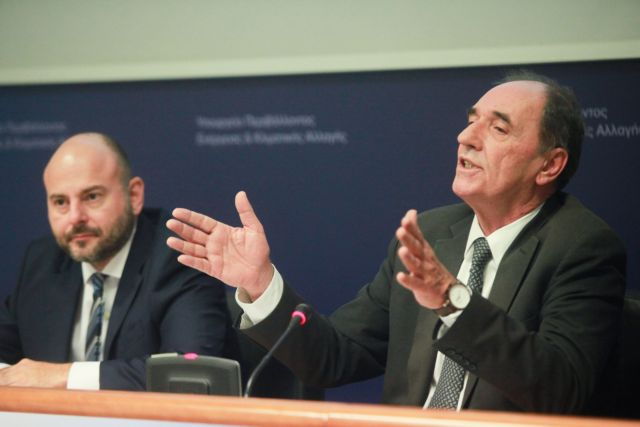 Stathakis: Price of electricity will not rise | tovima.gr