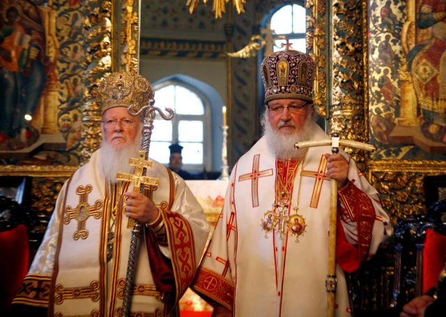 Moscow completely cuts off communion with Ecumenical Patriarchate | tovima.gr
