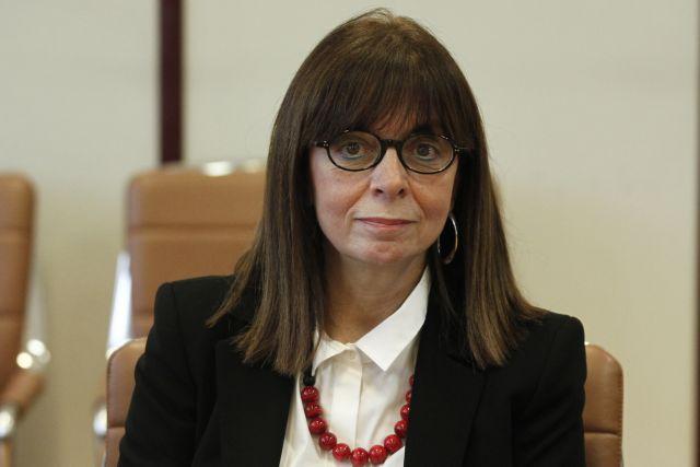 Αικατερίνη Σακελλαροπούλου: Η πρώτη γυναίκα πρόεδρος του ΣτΕ | tovima.gr