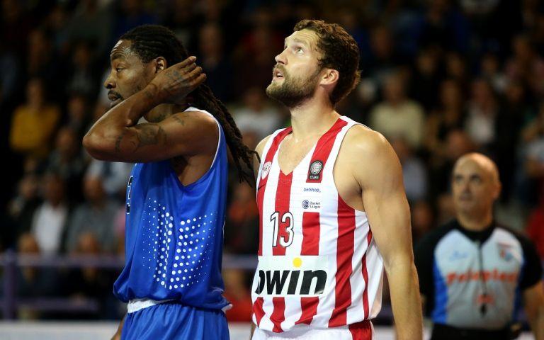 Γιάνις Στρέλνιεκς: Η ήρεμη δύναμη του Ολυμπιακού | tovima.gr