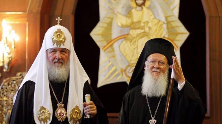 Γερμανικά ΜΜΕ : Πόλεμος εξουσίας Ρωσικής Εκκλησίας και Οικουμενικού Πατριαρχείου   tovima.gr