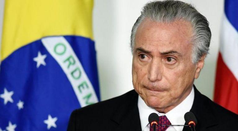Σε ασφυκτικό κλοιό ο πρόεδρος της Βραζιλίας – Αντιμέτωπος με κατηγορίες για ξέπλυμα χρήματος και διαφθορά | tovima.gr