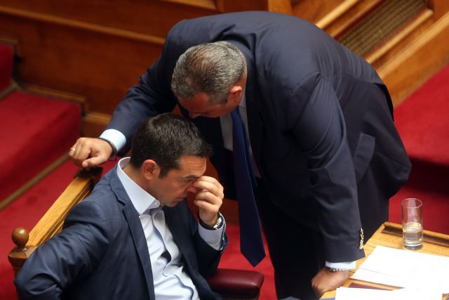 Γερμανικός Τύπος: Αιχμές κατά του πρωθυπουργού και της Συμφωνίας των Πρεσπών   tovima.gr