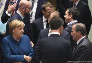ΕΕ: Έλλειψη προόδου στο Brexit, διαφωνίες στο προσφυγικό