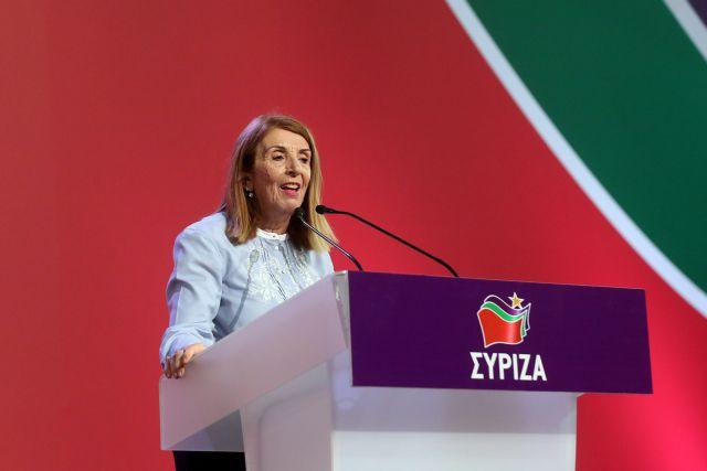 Χριστοδουλοπούλου: Η βουλευτής του ΣΥΡΙΖΑ τάχθηκε υπέρ της αποφυλάκισης του Σ. Ξηρού | tovima.gr