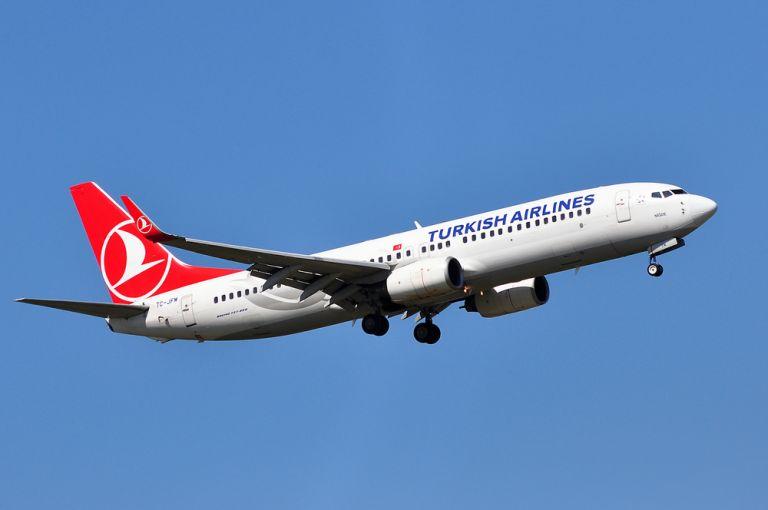 Η Turkish Airlines πέτυχε τον υψηλότερο δείκτη πληρότητας τον Σεπτέμβριο με 83,4%   tovima.gr