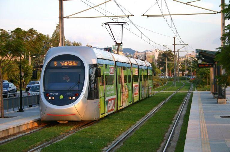 Από αύριο Παρασκευή η διακοπή κυκλοφορίας του τραμ από Κασομούλη έως Σύνταγμα   tovima.gr