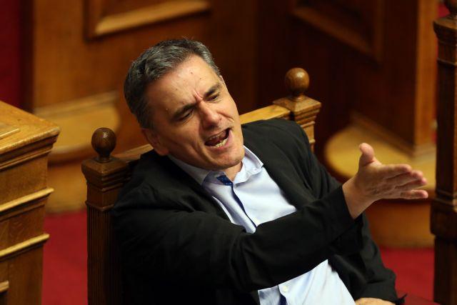 Tsakaotos: ND undermines economy, Greece will return to  markets   tovima.gr