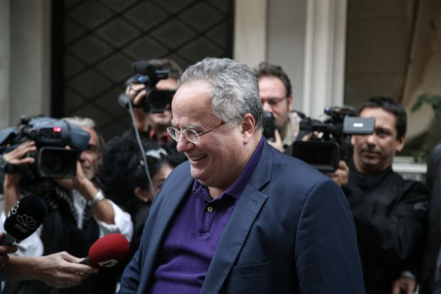 After resignation, Kotzias will not go gentle into that good night | tovima.gr