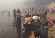 «Υποδειγματική η εκκένωση στην Κινέτα, στην τύχη τους αφέθηκαν οι πολίτες στο Μάτι»