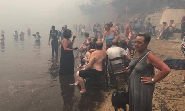 «Υποδειγματική η εκκένωση στην Κινέτα, στην τύχη τους αφέθηκαν οι πολίτες στο Μάτι» | tovima.gr
