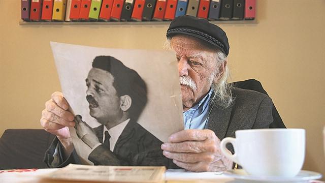 Μανώλης Γλέζος : «Περισσότερο ακτιβιστής και λιγότερο πολιτικός» | tovima.gr