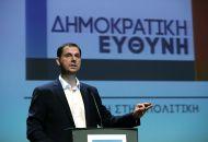 Χ. Θεοχάρης: Θα ψηφίσω τη συμφωνία των Πρεσπών αν γίνουν οι συνταγματικές αλλαγές