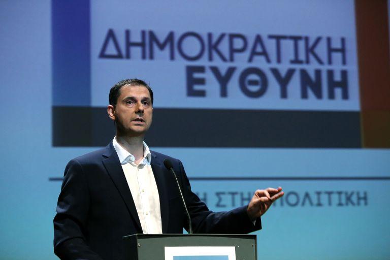 Χ. Θεοχάρης: Θα ψηφίσω τη συμφωνία των Πρεσπών αν γίνουν οι συνταγματικές αλλαγές | tovima.gr