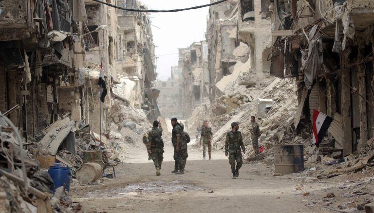 «Σκοτώθηκαν 88.000 αντάρτες στη Συρία σε τρία χρόνια»   tovima.gr
