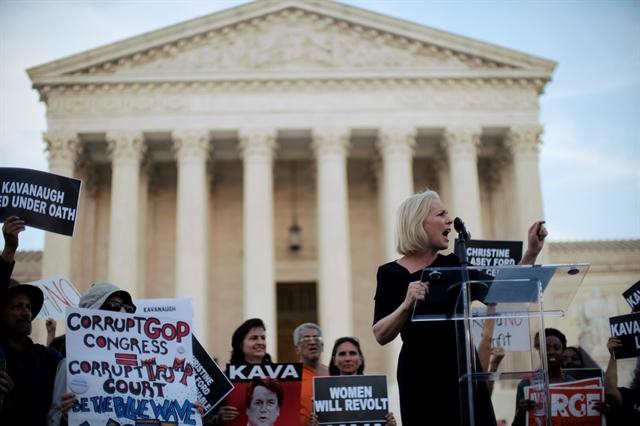 Η μάχη για το Ανώτατο Δικαστήριο των ΗΠΑ και το… προσδόκιμο ζωής των δικαστών   tovima.gr