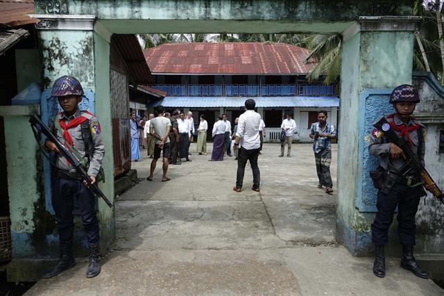 Εκστρατεία μίσους στη Μιανμάρ μέσω Facebook | tovima.gr