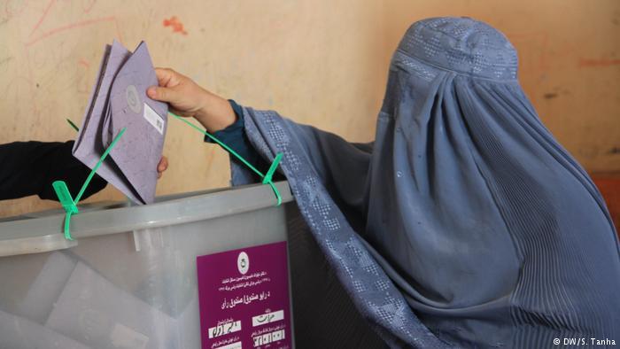 DW : Βουλευτικές εκλογές – παρωδία στο Αφγανιστάν | tovima.gr
