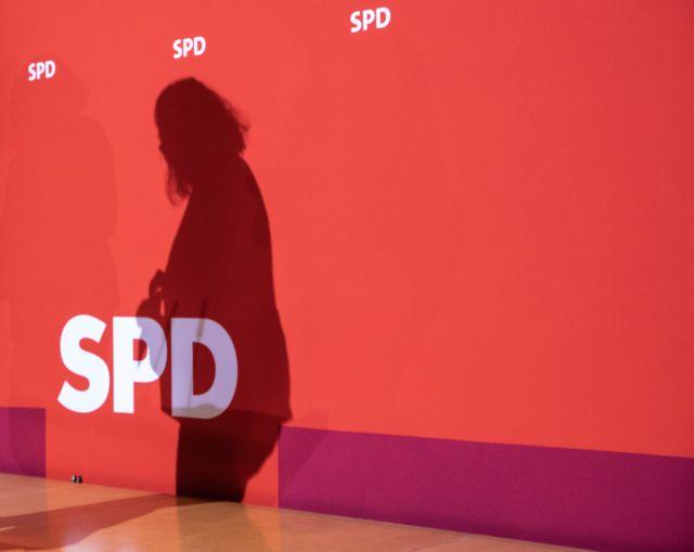 Γερμανία: Ο Οπερμαν καλεί το SPD να ενισχύσει το αριστερό προφίλ του | tovima.gr