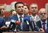 πΓΔΜ: Οι όροι που έθεσαν οι 8 για να στηρίξουν τον Ζάεφ