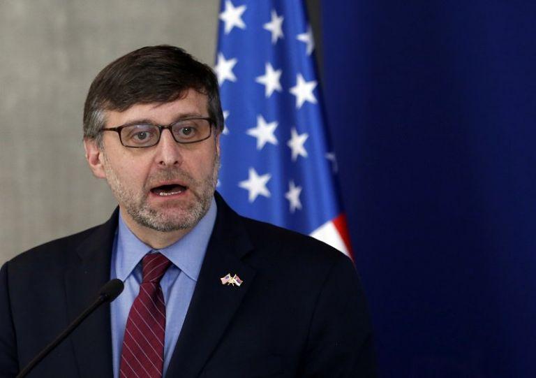 Στα Σκόπια σήμερα ο Πάλμερ – Στήριξη ΗΠΑ στη συμφωνία των Πρεσπών | tovima.gr