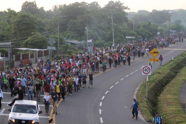 Τραμπ: Στέλνει στρατό για το καραβάνι μεταναστών από την Ονδούρα | tovima.gr